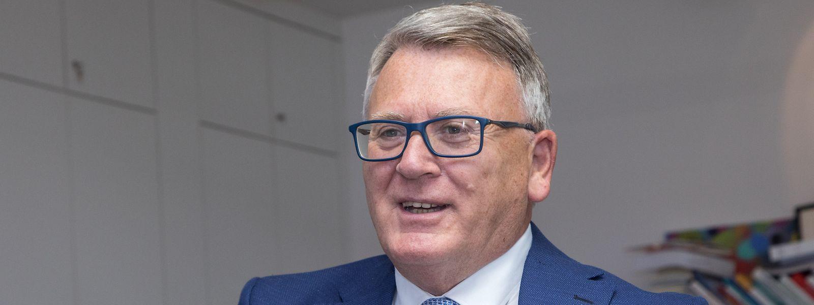 Nicolas Schmit va maintenant devoir passer une audition devant la commission du Parlement européen pour devenir commissaire.
