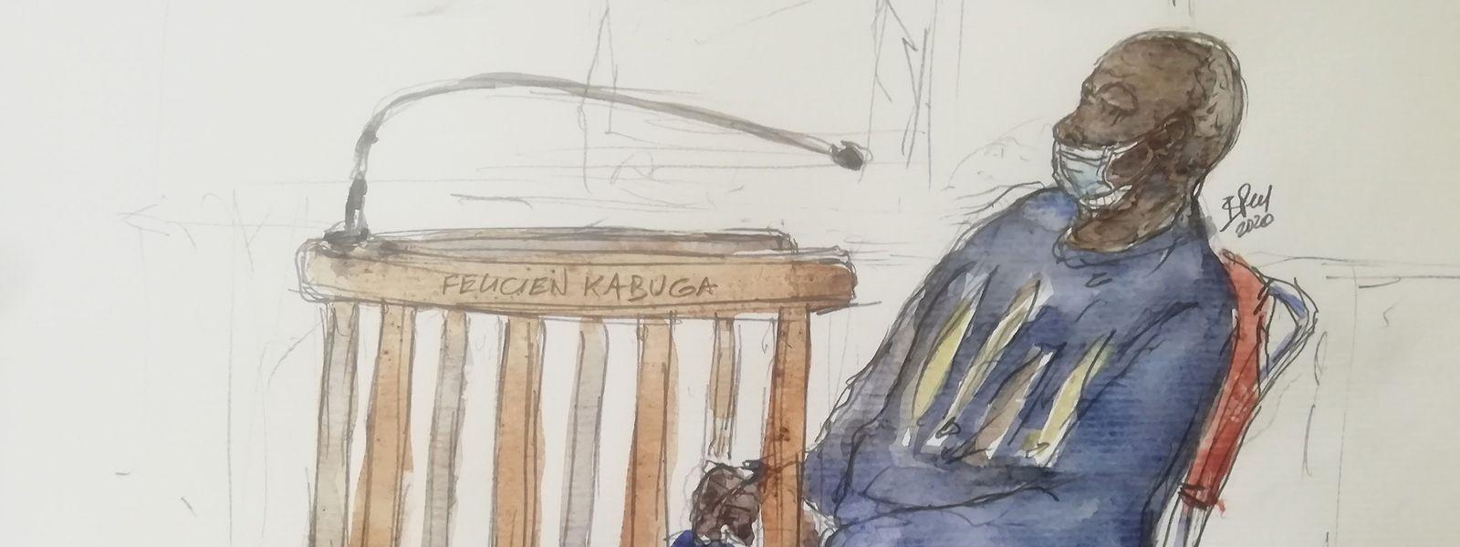 Félicien Kabuga vor Gericht