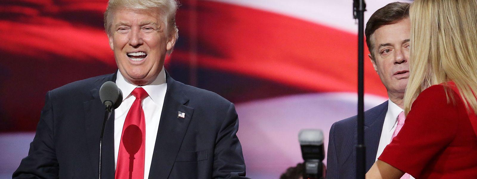 Der Mann hinter Trump könnte den US-Präsidenten in arge Probleme bringen - und damit ist Paul Manafort nicht der einzige.