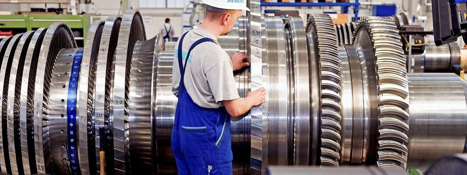 Die Zahl der Beschäftigten wächst in Luxemburg stärker als der Durchschnitt der Eurozone.