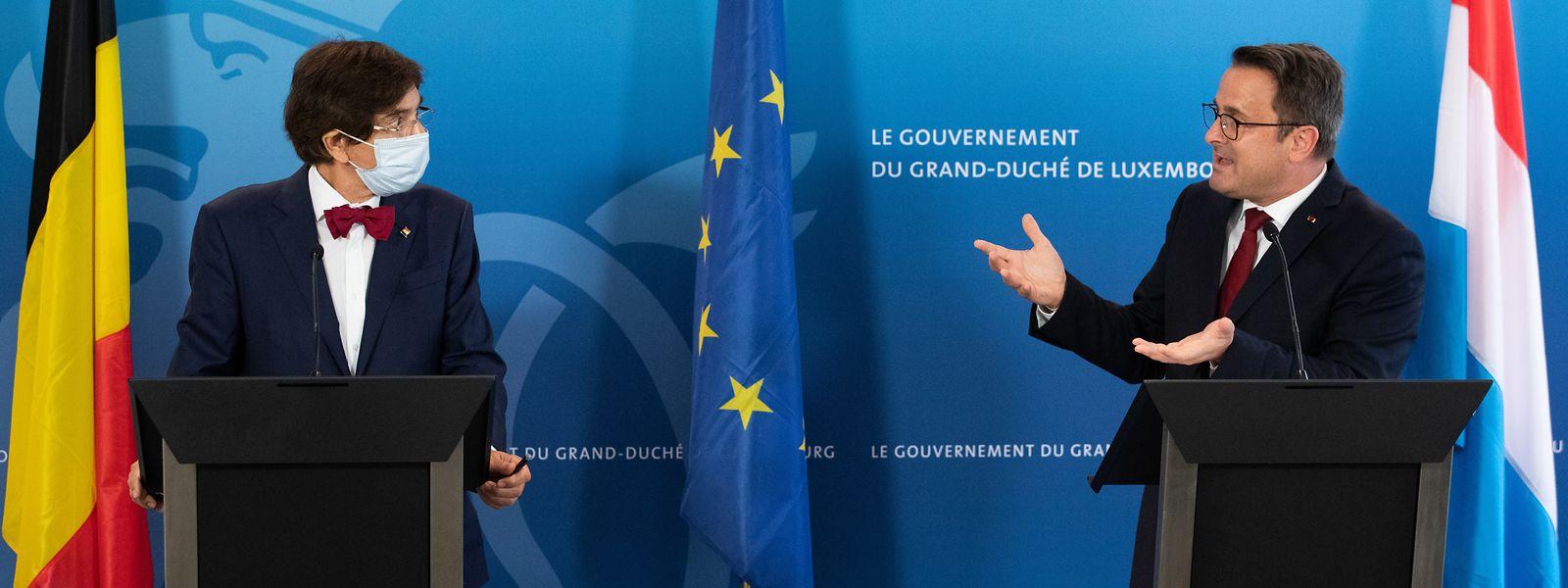 Pour Elio Di Rupo, ministre-président de la Région wallonne, le monde post-covid devra notamment bénéficier d'une mobilité «plus fluide» de part et d'autre de la frontière.