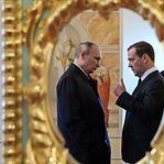Primeiro-ministro russo anuncia demissão do governo