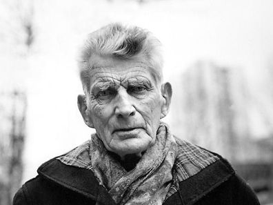 Samuel Beckett, pictured, is known for his unconventional plays focusing on language and the absurdity of human existence.
