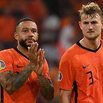 Países Baixos vencem Áustria e estão nos oitavos de final