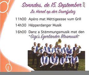 Musiksfest zu Harel