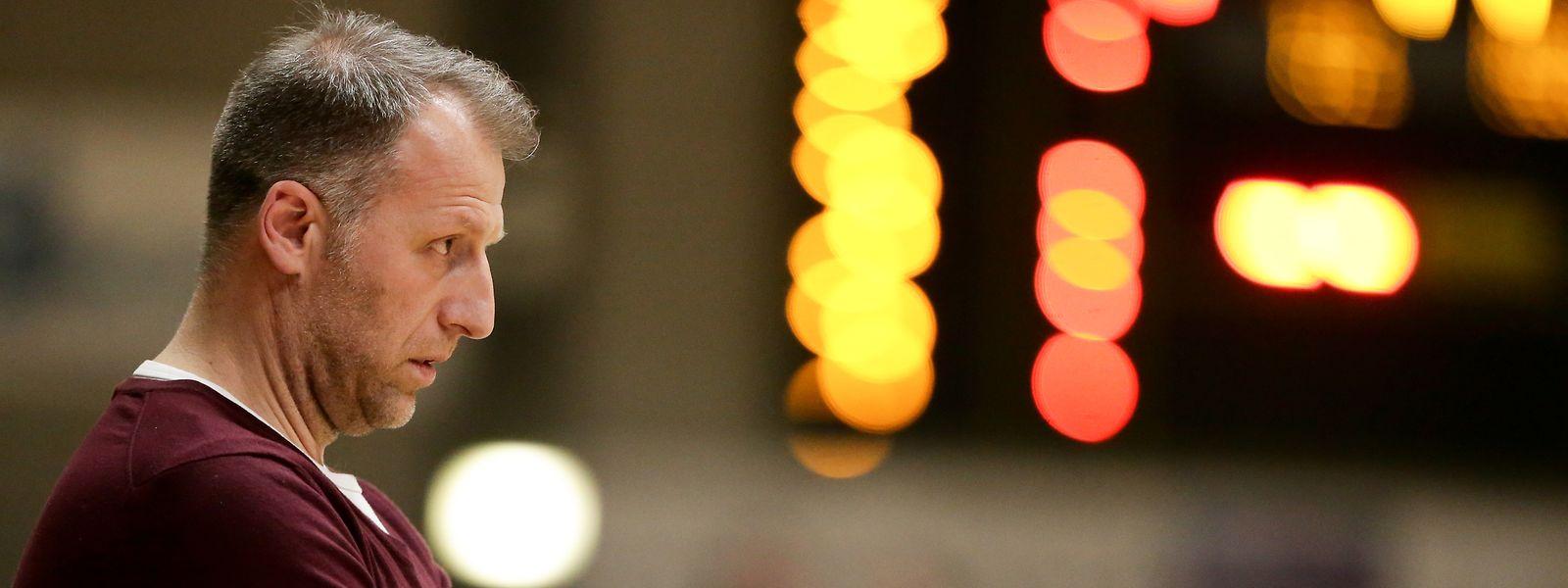 Frank Baum wird in der nächsten Saison in Walferdingen in der Verantwortung stehen.