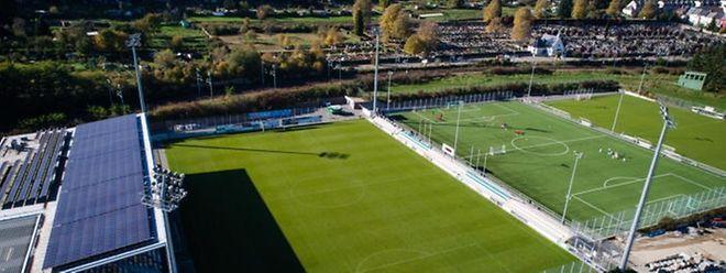 Differdange accueillera l'US Esch à Oberkorn pour recommencer son année.