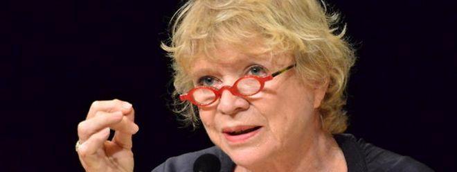 Eva Joly, fer de lance du Parlement européen de la traque aux paradis fiscaux.