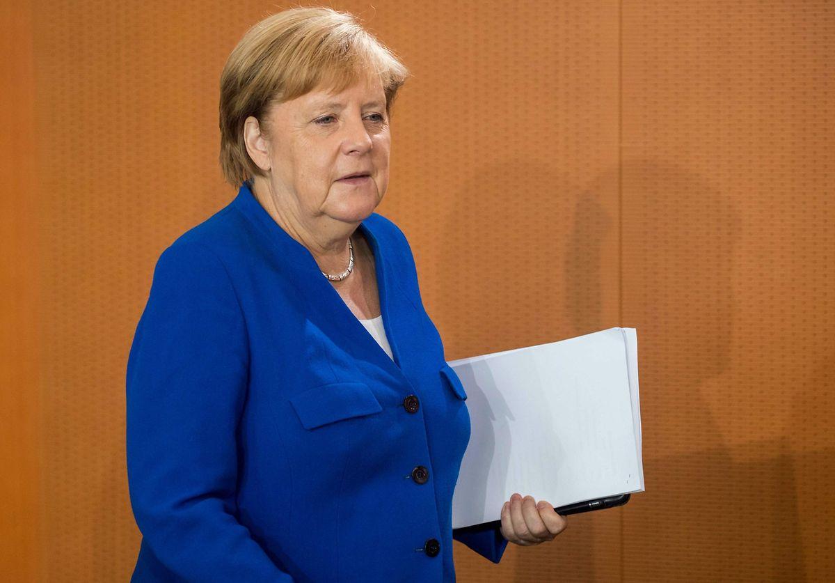Auch in Deutschland werden Rufe lauter, dass Kanzlerin Angela Merkel mäßigend auf Peking einwirken soll.