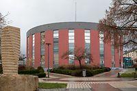 Lok , Gemeinderat Sandweiler , Gemeiindehaus , Mairie  Foto:Guy Jallay/Luxemburger Wort