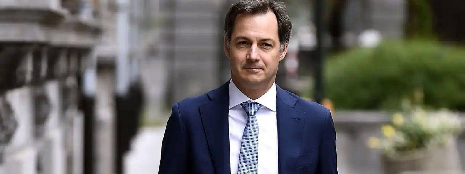 Alexander De Croo «espère qu'il s'agit de la dernière prolongation» et qu'il pourra «passer à des mesures de relance» dès le 1er octobre.
