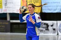 Jill Zeimetz, CHEV Diekirch / Foto: Stéphane Guillaume