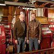 Zwei Generationen, ein Traditionsbetrieb: Yves Dieschbourg mit sseinem Vater Jean-Paul.