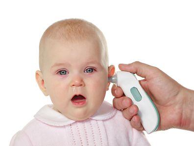 Fieber, kleinkind, Baby, Weinen