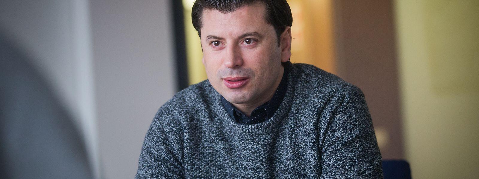 Fangueiro é o novo treinador do Union Titus Pétange, substituindo Baltemar Brito, dispensado na pausa de inverno.
