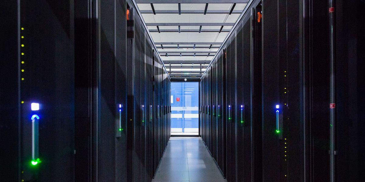 HPC/digitalisation de l'économie (Centre de calcul & Interview), Sébastien Varrette, Foto Lex Kleren