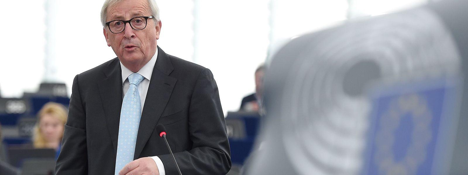 """Jean-Claude Juncker: """"Il n'y a pas de place pour une renégociation mais de plus amples clarifications sont possibles"""""""