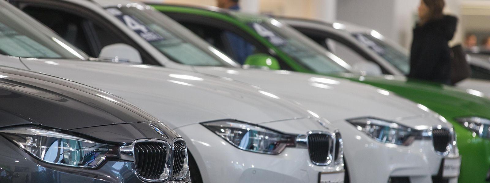 Bis zu 40 Prozent ihrer Verkäufe machen die Luxemburger Autoverkäufer im Rahmen des Autofestivals.