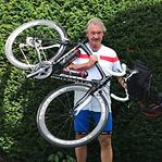 Asselborn volta a partir para viagem solitária de bicicleta em França