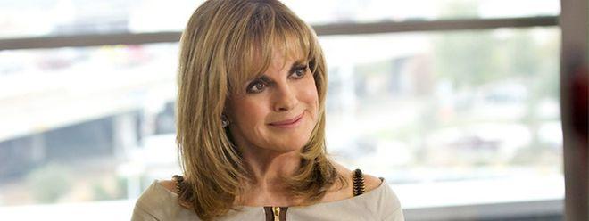 """Kurzes Comeback: Vor einigen Jahren standt Linda Gray für neue """"Dallas""""-Folgen vor der Kamera."""