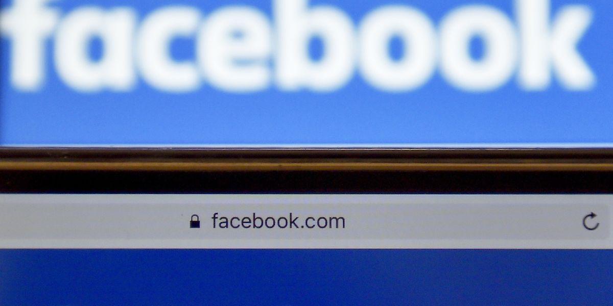 Millionen Nutzer konnten Facebook am Samstag nicht erreichen.