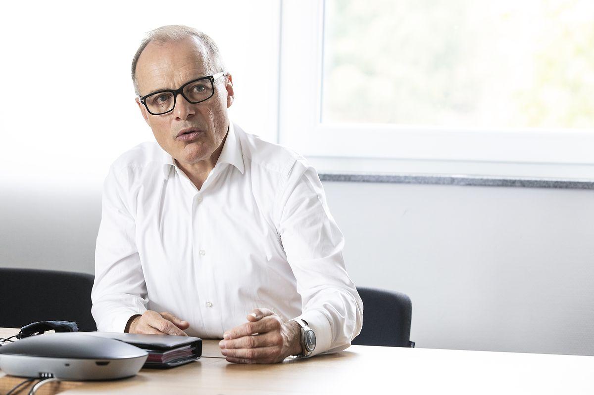 Leitet das Unternehmen seit 2009: Marco Tondt.