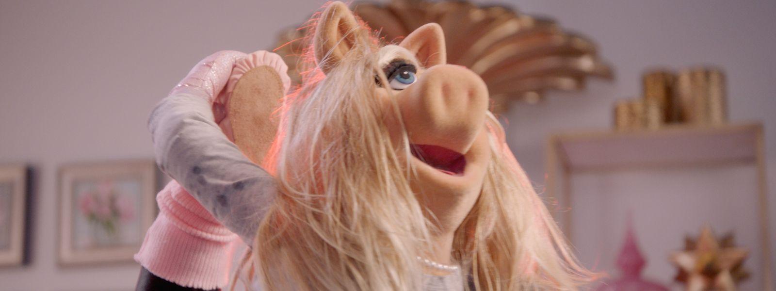 """""""Es ist besser, über seine Verhältnisse zu leben als unter seinem Niveau"""", rät Lifestyle-Expertin Miss Piggy ihren Fans."""