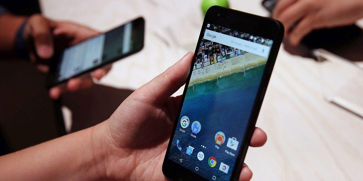 Die neuen Google-Smartphones kommen kommende Woche in den USA, Großbritannien und Japan auf den Markt.