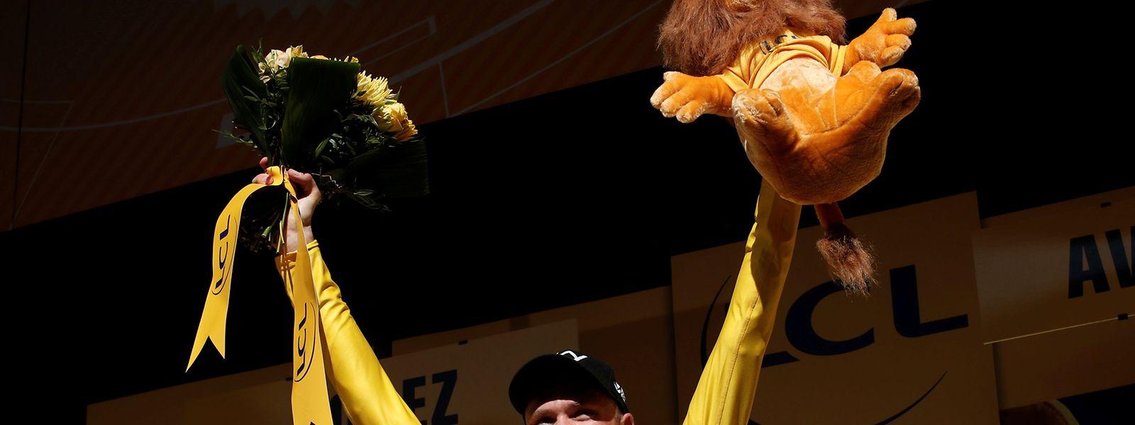 Christopher Froome hat wieder die Kontrolle bei der Tour übernommen.