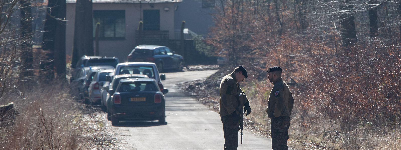 Das Unglück ereignete sich am 14. Februar 2019 auf dem Gelände des Munitionslagers der Luxemburger Armee. Es dient auch als Stützpunkt für den Kampfmittelräumdienst.