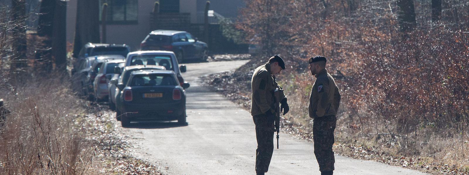 Das Unglück ereignete sich am 14. Februar auf dem Gelände des Munitionslagers der Luxemburger Armee. Es dient auch als Stützpunkt für den Kampfmittelräumdienst.