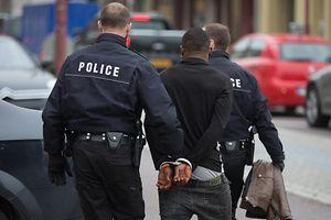 Die Mehrheit der am 27. Oktober 2015 festgenommenen Dealer war bereits im Ausland wegen Drogenhandels vorbestraft.