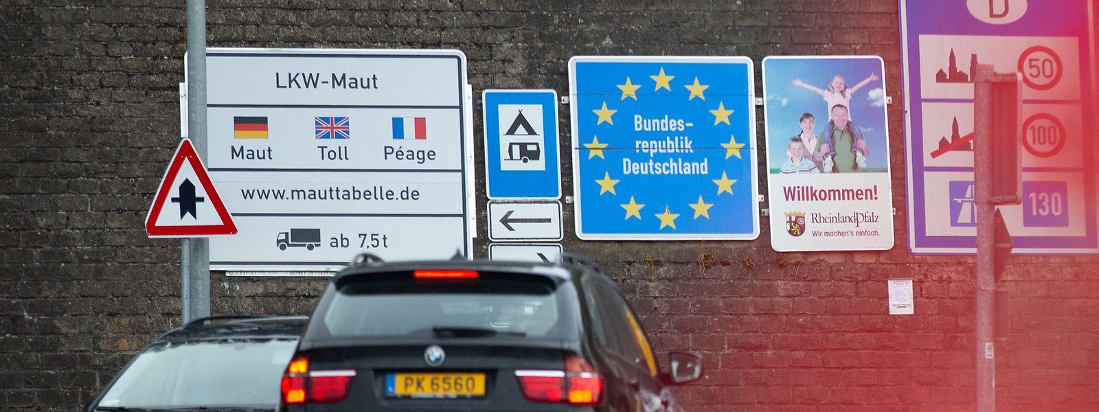 Face à une recrudescence du nombre de cas, l'Allemagne milite pour une fermeture des frontières.