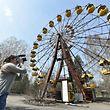 """""""Sehenswürdigkeit"""": Das Riesenrad von Prypjat sollte am 1. Mai 1986 in Betrieb genommen werden ..."""
