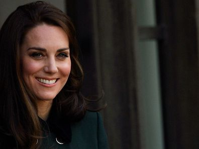 Kate will visit on 11 May