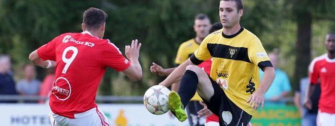 Mickaël Garos sera à nouveau un des atouts principaux du Progrès dans le derby de la Cité du Fer vendredi.