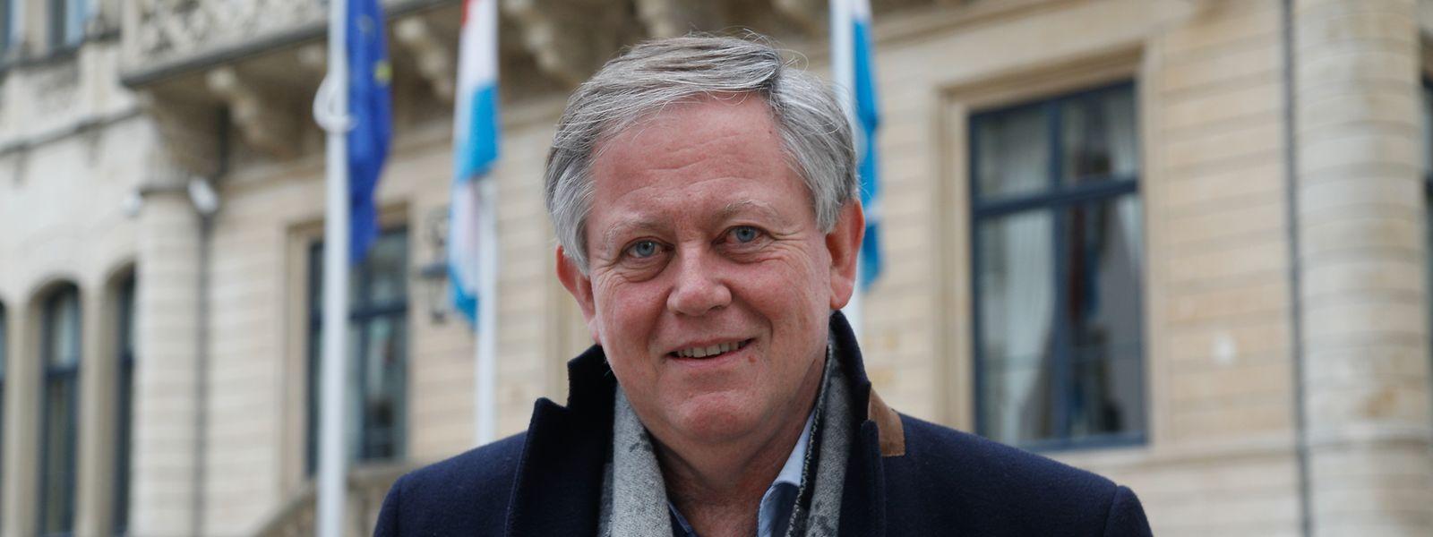 Alex Bodry aura fréquenté la Chambre des députés depuis 1984.