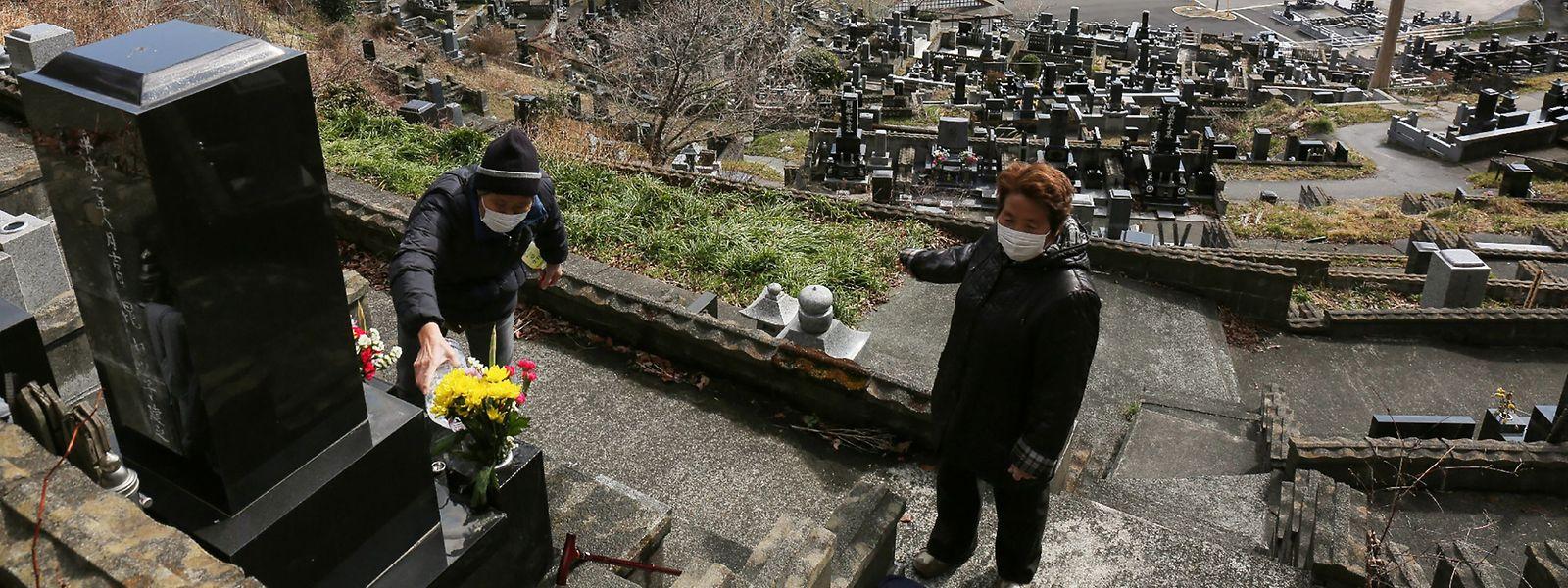 Le tsunami de 2011 avait provoqué le décès de quelque 18.500 personnes.
