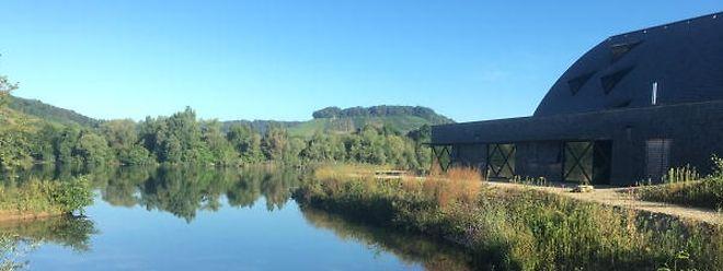 """Im 80 Hektar großen Naturschutzgebiet """"Haff Réimech"""" gibt es eine große Vielfalt an Vogelarten."""