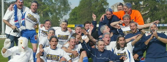 Champion de PH en 2002-2003, Etzella a récolté cette saison-là 75 points et inscrit 104 buts
