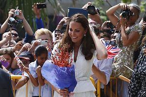 Blumen für die Herzogin.
