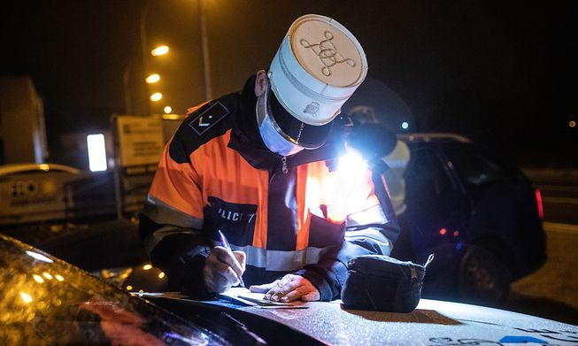 145 people received fines in Luxembourg last week for failing to comply with Covid-19 regulations