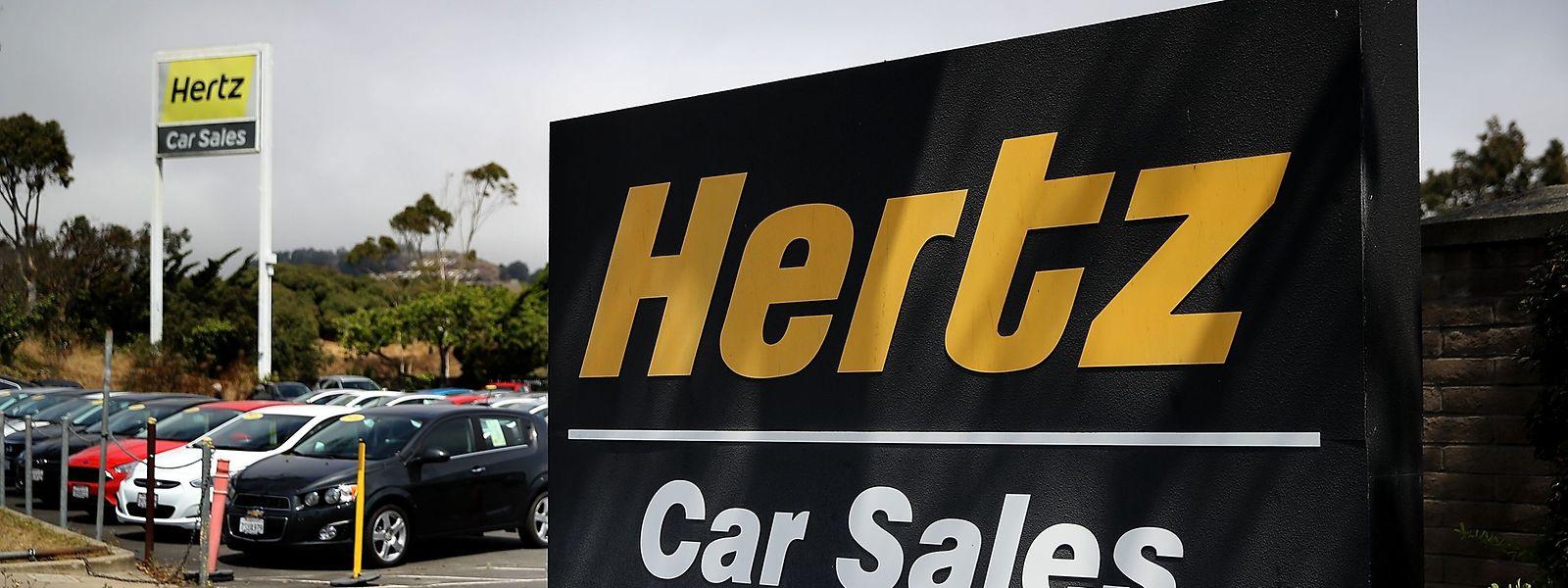 In der Krise sind dem Autovermieter die Umsätze weggebrochen.