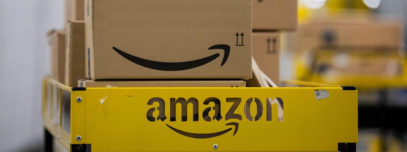 Le géant de l'e-commerce a réalisé un chiffre d'affaires record mais sans payer un cent d'impôt sur les sociétés au Luxembourg, ça méritait bien une compensation...