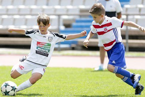 Les jeunes ne joueront plus au foot cette saison au pays