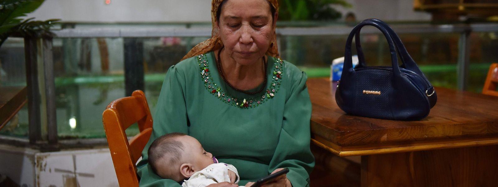 """""""Demografischer Genozid"""": Vorwiegend uigurische Frauen sollen zu Abtreibungen gezwungen worden sein."""