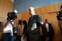 Jean-Marc Janaillac will nun am 15. Mai das Ruder des französisch-niederländischen Konzerns abgeben.