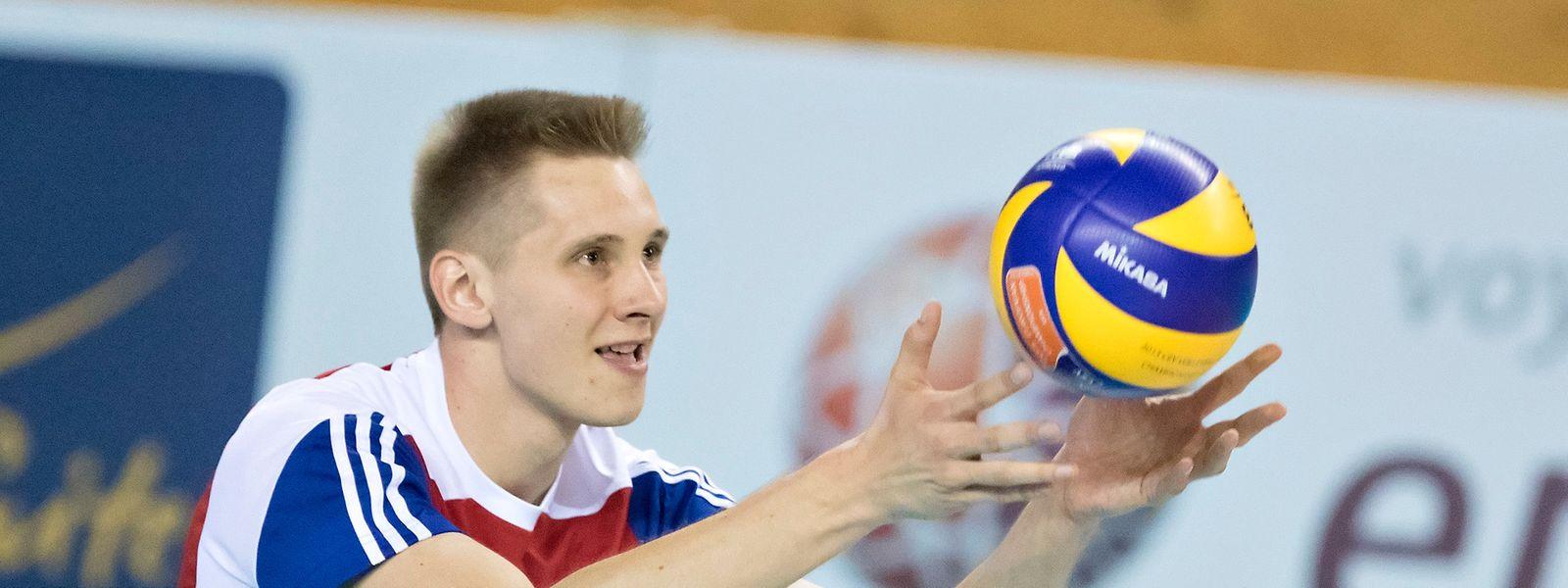 Chris Zuidberg und die Luxemburger Nationalmannschaft wussten zu überzeugen.