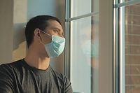 Covid Gesetz Quarantäne Mundschutz Maske Nasenschutz