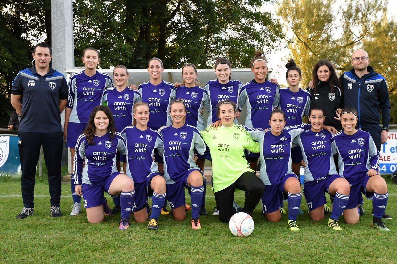 SC Ell - E. Wormeldange 3-2. - L'équipe du SC Ell.